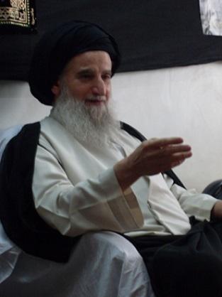 آیت الله سید عباس مدرسی یزدی